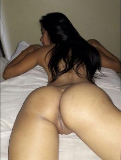 nude down ass lying big