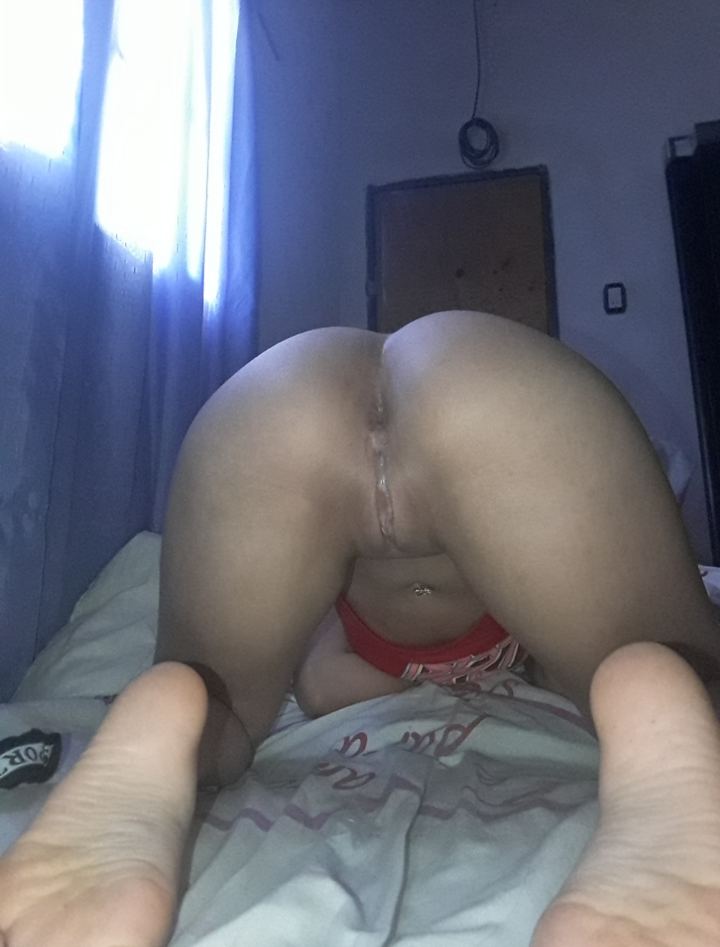 Beautiful shaved mexican pussy