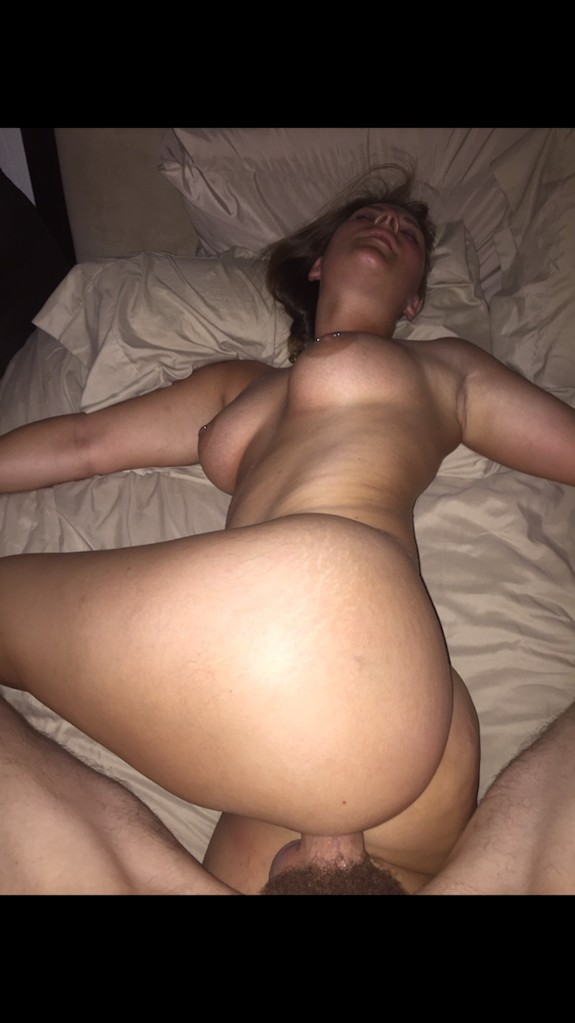 My big ass wife