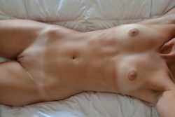 Amazing naked body