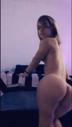 Sexy thick midget with a phat ass