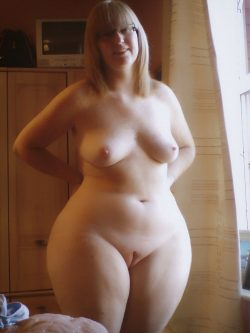 My wife has the widest hips ever