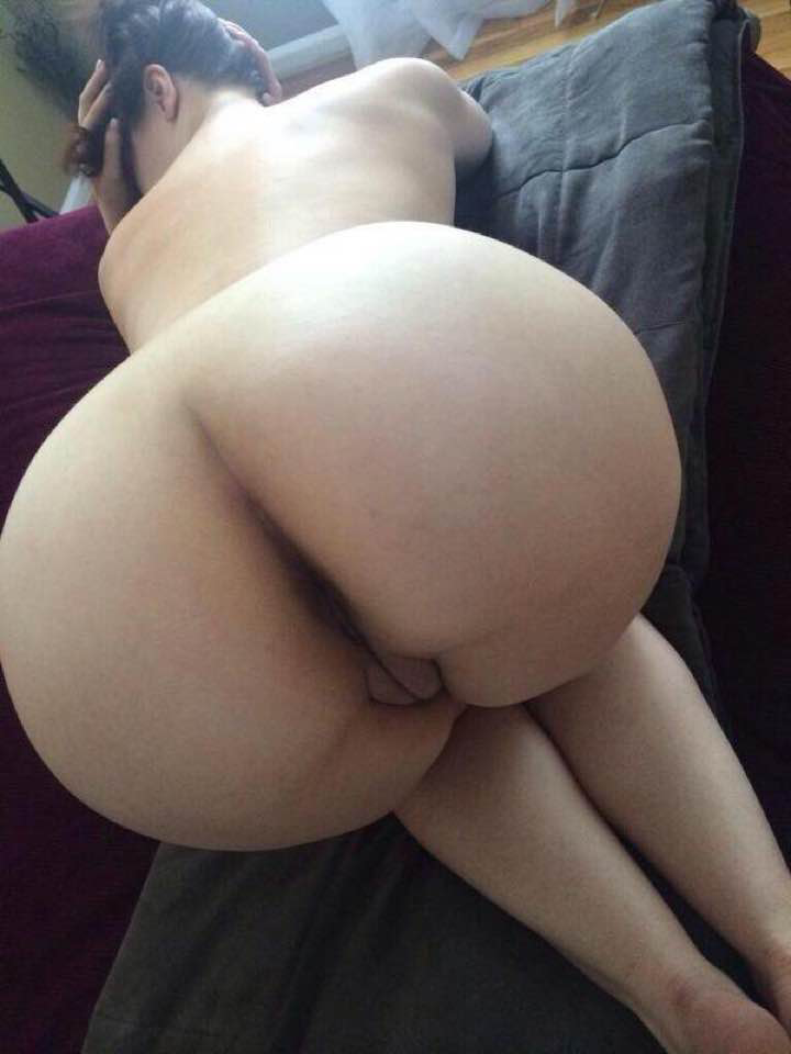 Sexy ass pawg bent over and ready to be fucked doggystyle