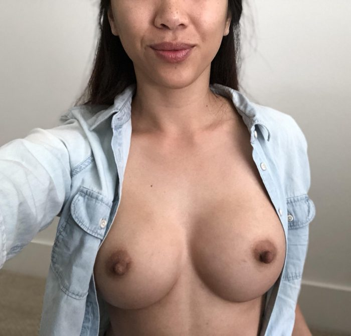 Just a lil Asian freak who loves to fuck