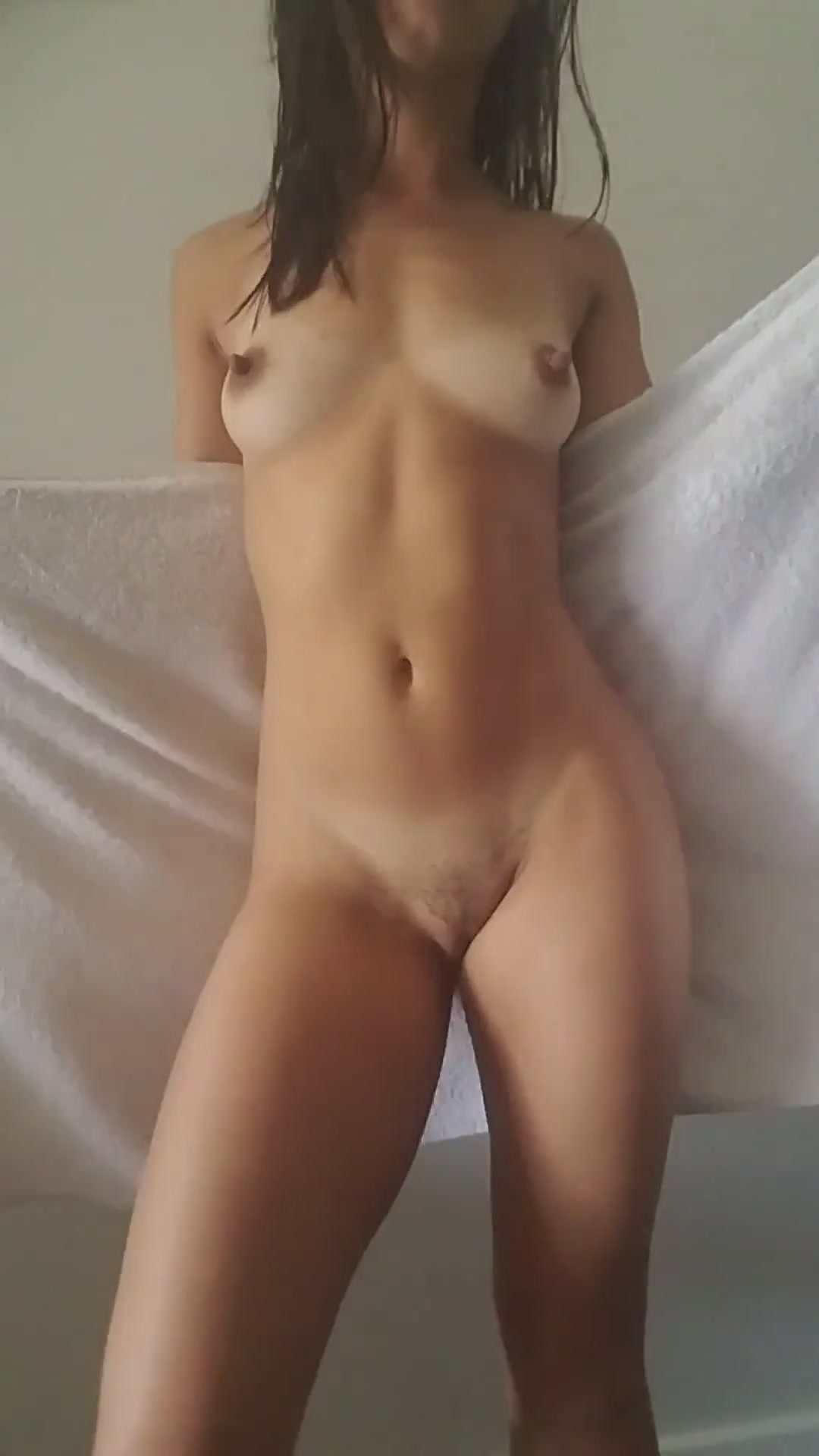 Showing off my sexy ass body before I teach some morons - Real Naked Girls | Real Naked Girls