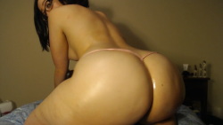 Shaking my phat ass for you